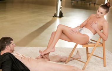 Eveline Dellai – Die Ballerinas Füße – 21footart (21Sextury)