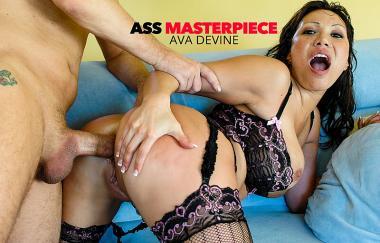 Ava Devine, Chris Charming-Ass-Meisterwerk (NaughtyAmerica)