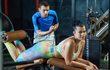 Nadia White – Next Level Workout (MYLF)